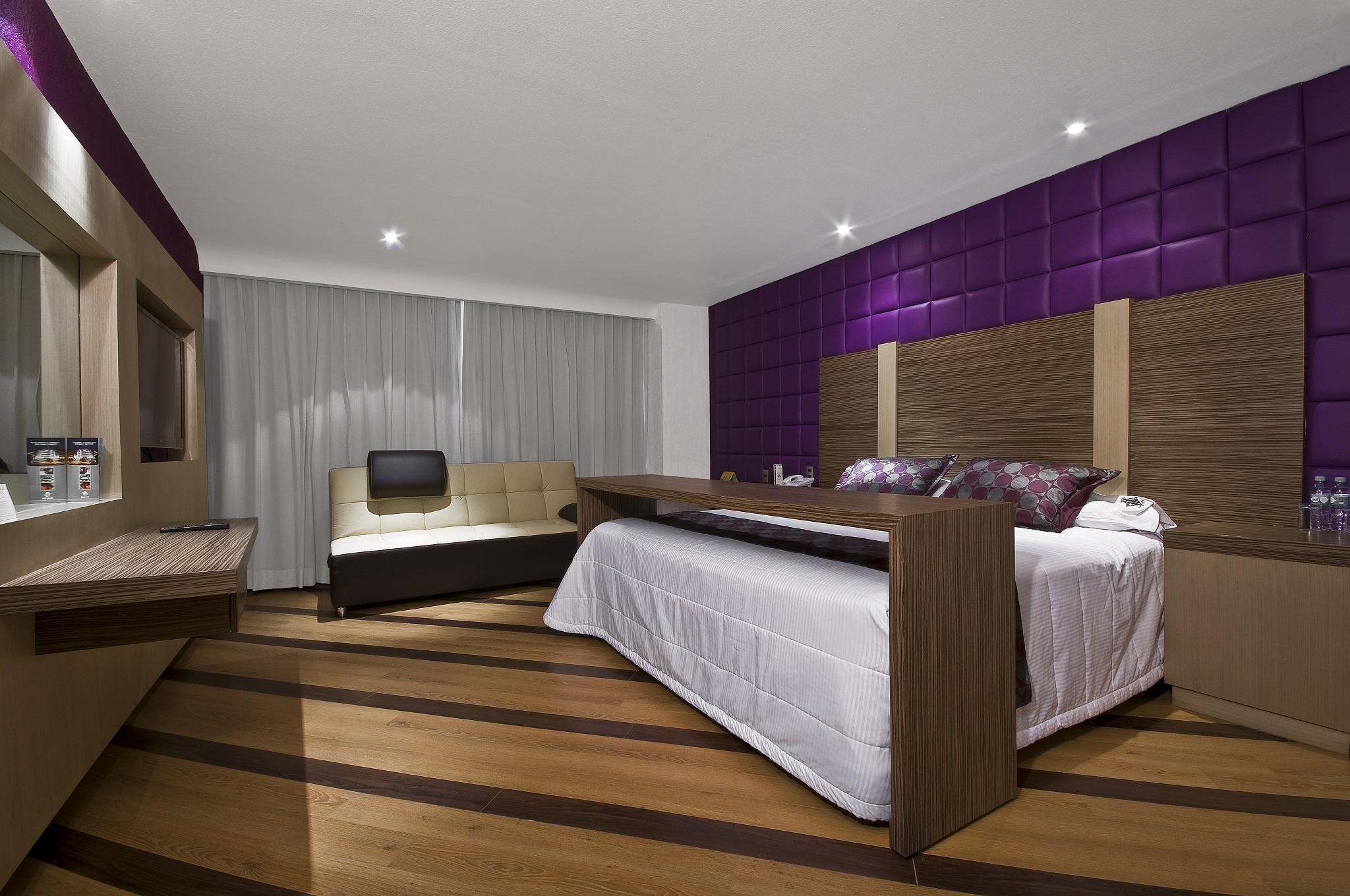 Hotel Grand Prix, Cuauhtémoc