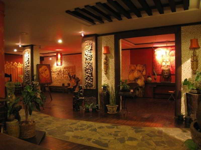 Inter City Boutique Hotel en Vientiane