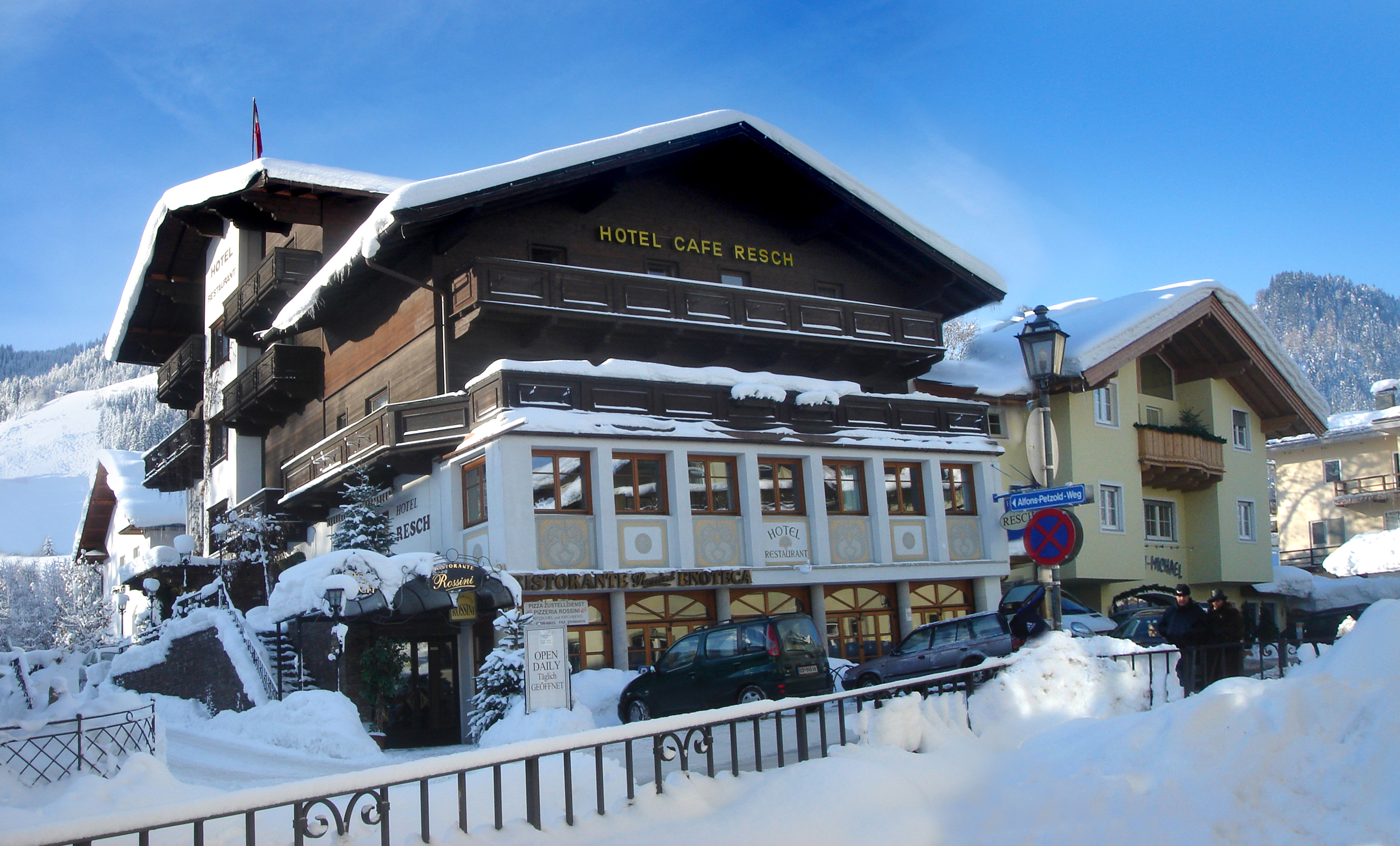 Hotel Resch, Kitzbühel