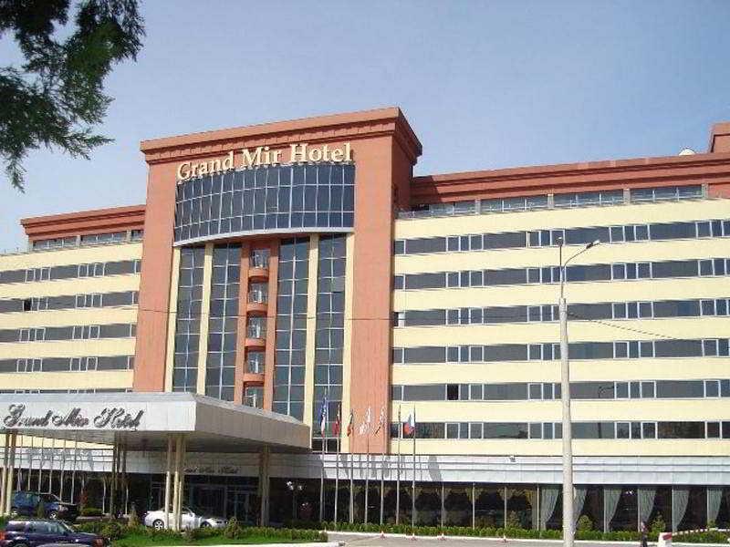 Grand Mir Hotel, Tashkent City