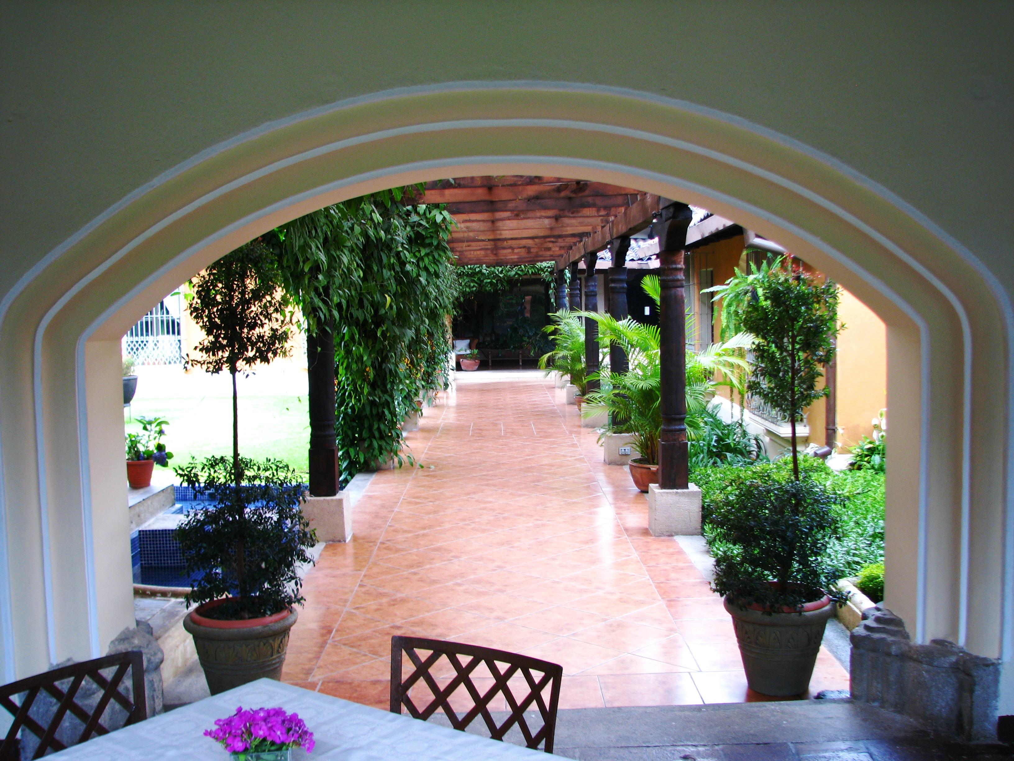 Casa Santa Rosa Hotel Boutique en LA ANTIGUA