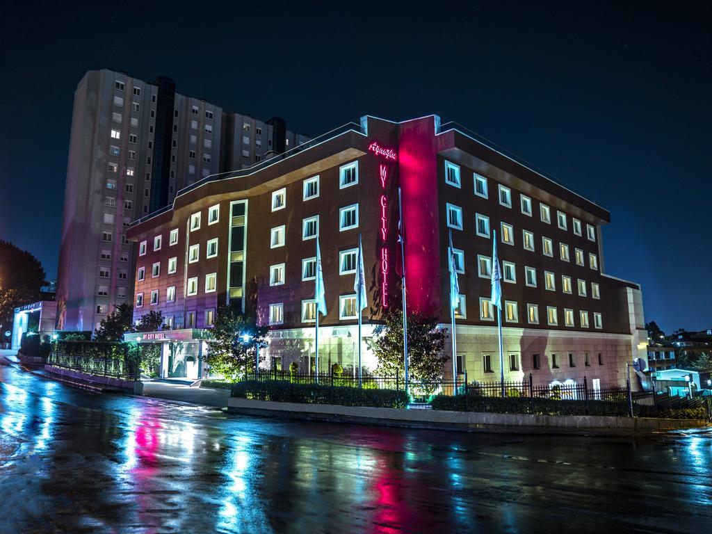My City Otel Agaoglu, Ümraniye