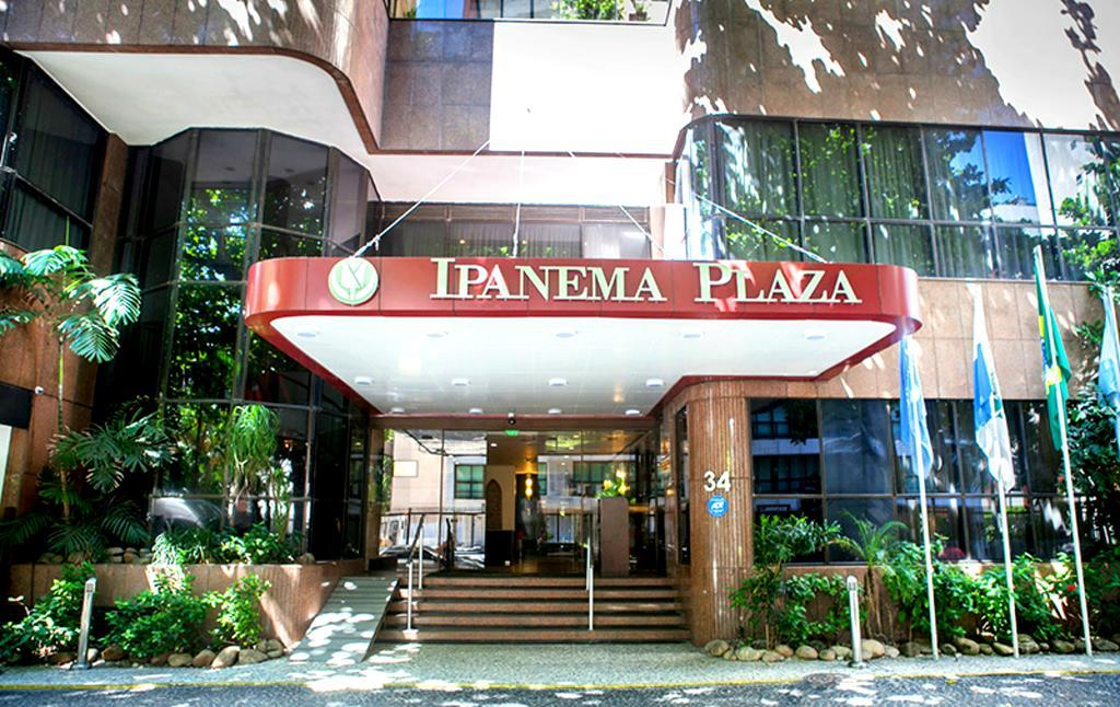 Ipanema Plaza Hotel, Rio de Janeiro