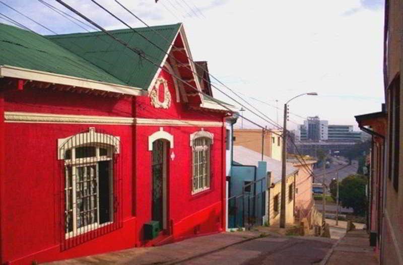 Hostal Reloj de Flores, Valparaíso