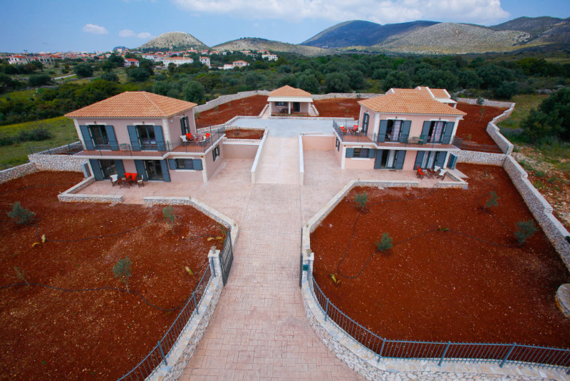 Korallis Villas, Ionian Islands