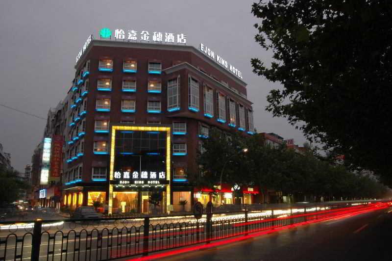 Ejon Kins, Jinhua