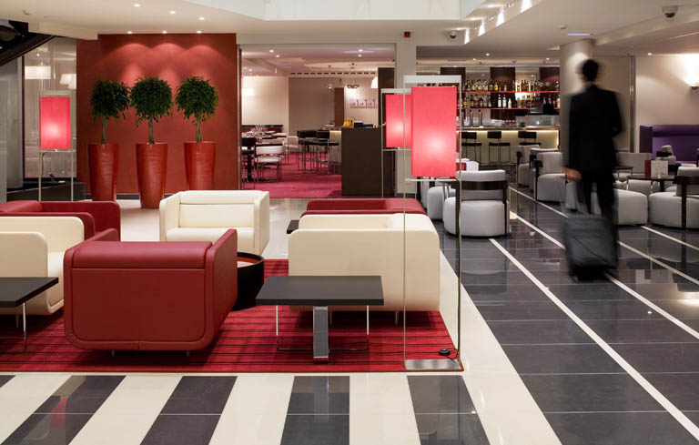 Novotel Luxembourg Centre en Luxembourg
