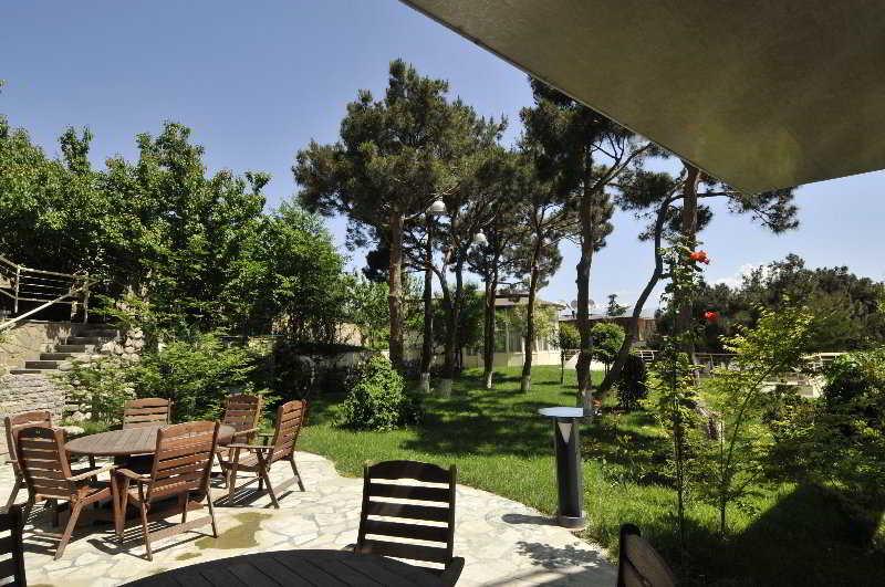 Beaumonde Garden en Tbilisi