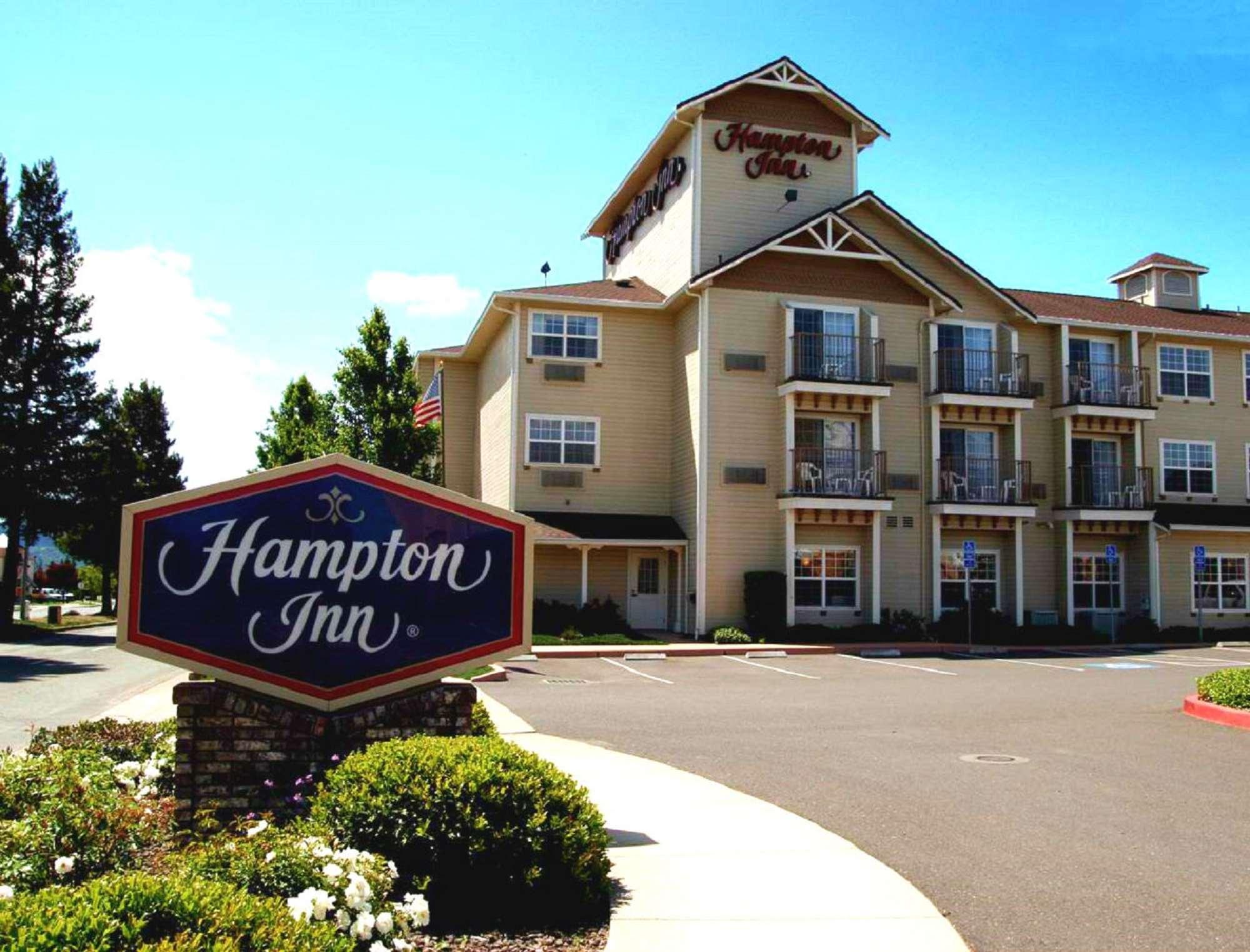 Hampton Inn Ukiah, Mendocino