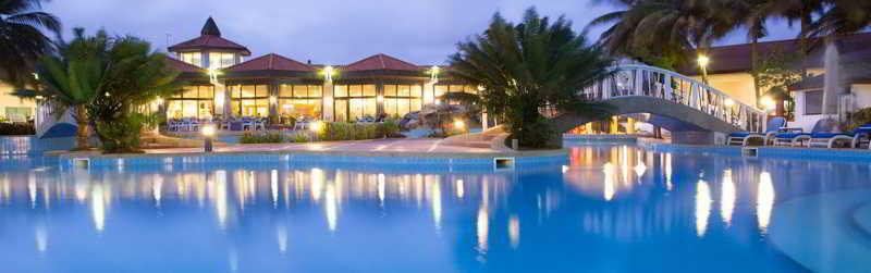 La Palm Royal Beach Hotel en Accra