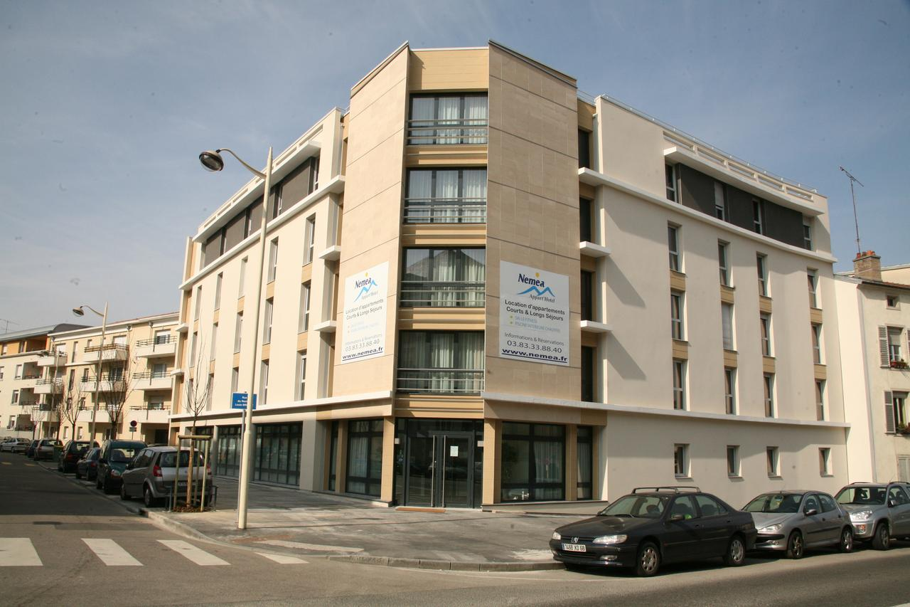 Nemea Appart'Hotel Nancy, Meurthe-et-Moselle