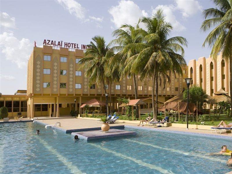 Azalai Hotel Independance en Ouagadougou