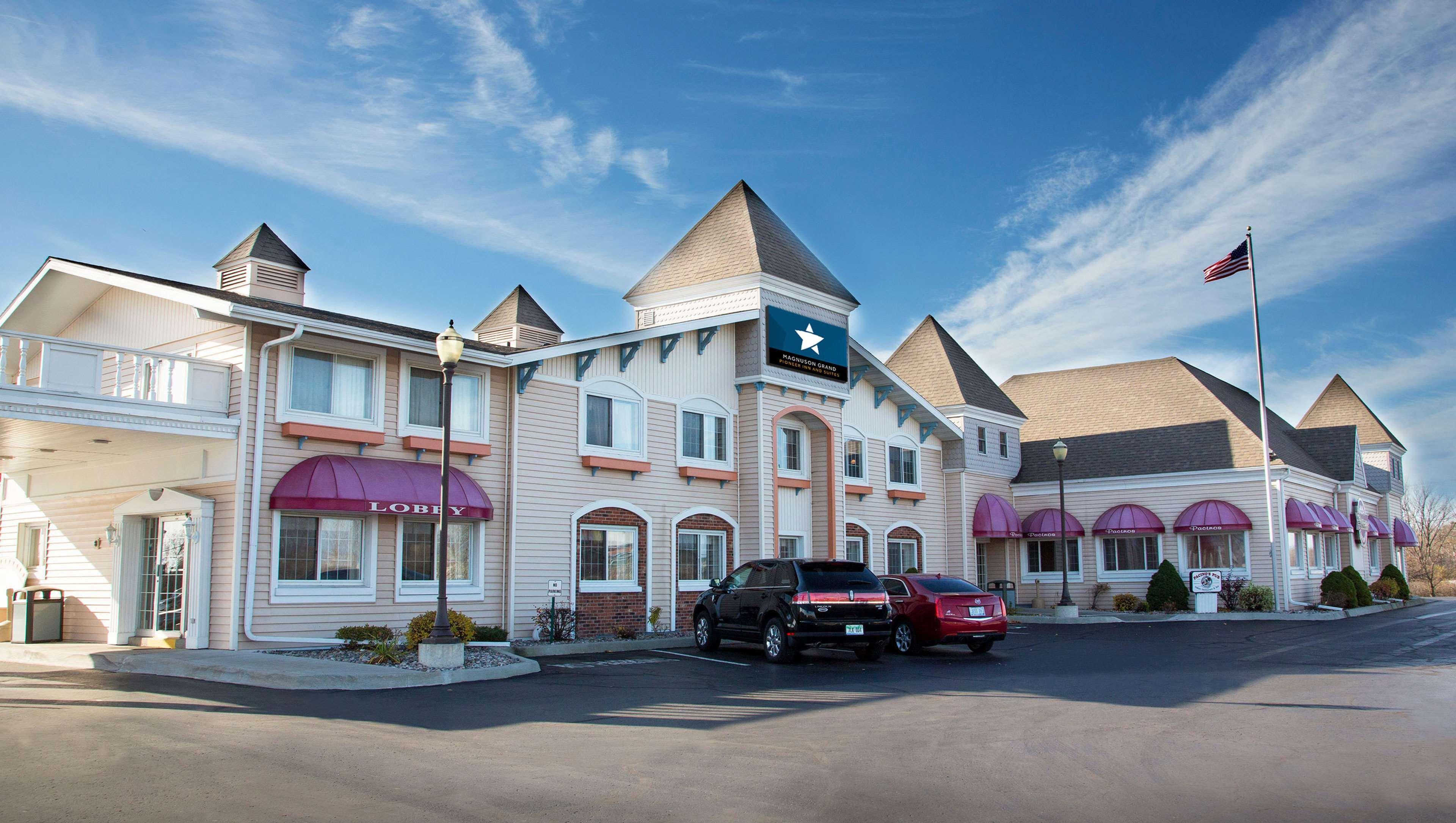 Pioneer Inn & Suites, Delta