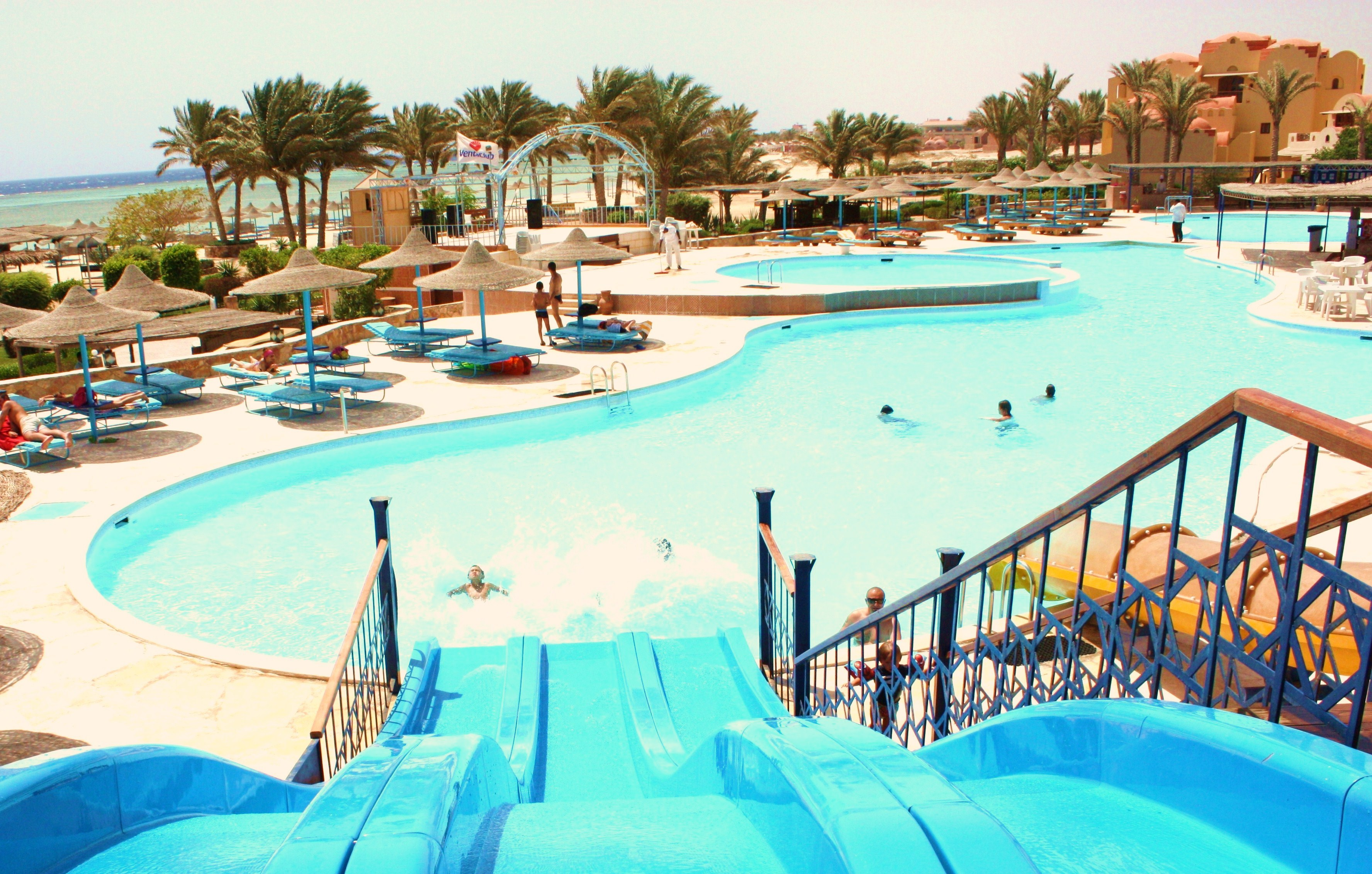 Bliss Abo Nawas Resort & Spa., Al-Qusayr