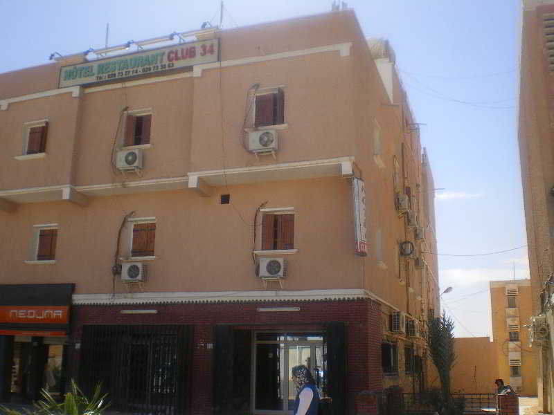 Club 34 Hotel, Hassi Messaoud