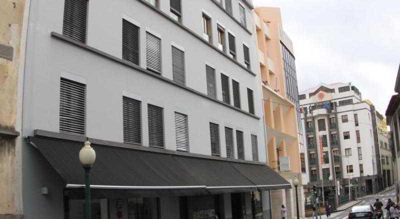 Arts In City Apartments Ponte Nova, Funchal