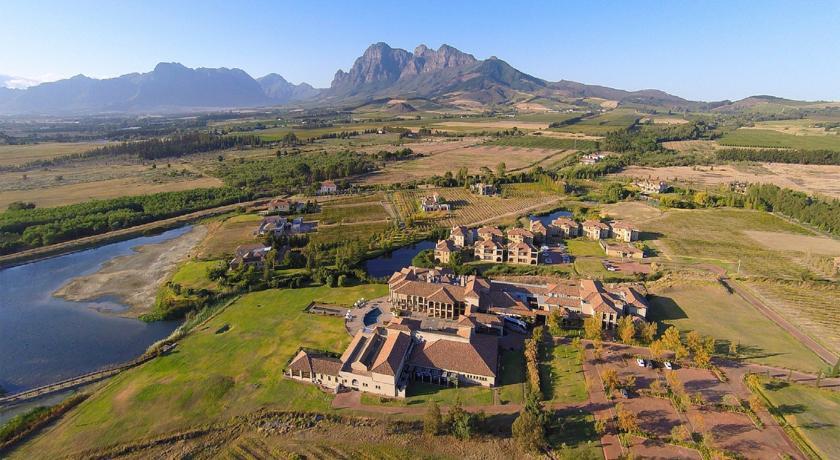 Sante Hotel, Spa & Resort, Cape Winelands