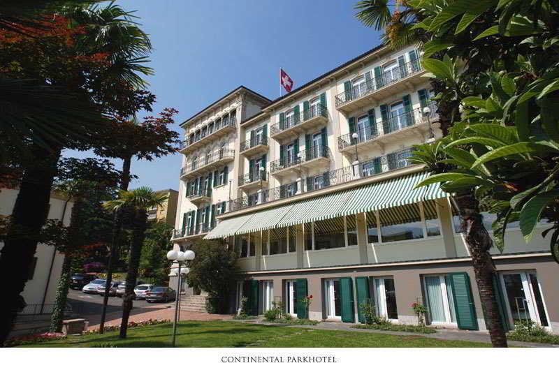 Continental ParkHotel Lugano, Lugano