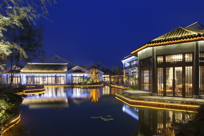 Radisson Blu Resort Wetland Park, Wuxi
