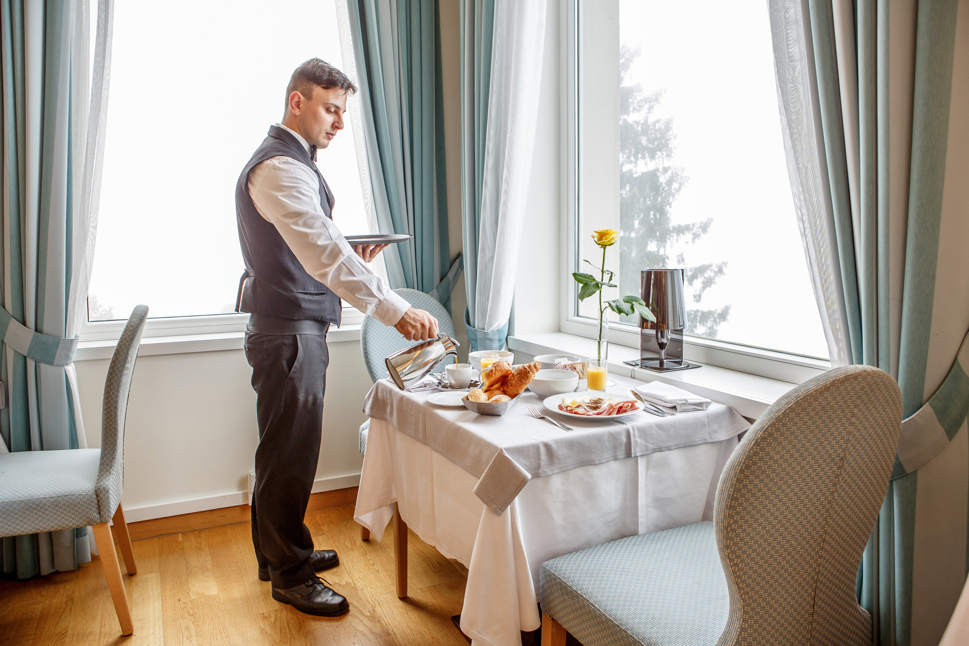 Kurhaus Cademario Hotel & Spa, Lugano