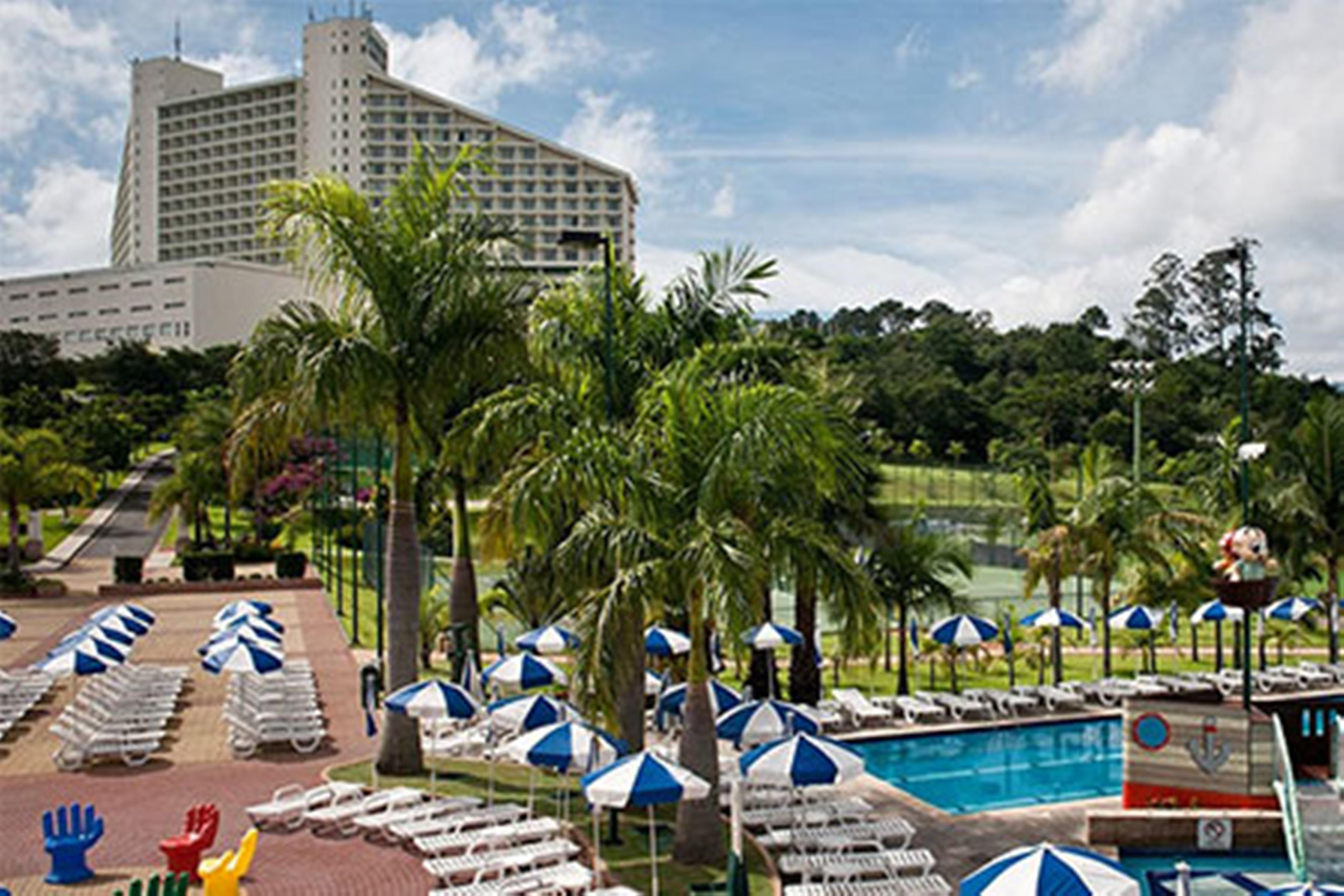 Bourbon Atibaia Resort (Convention), Atibaia