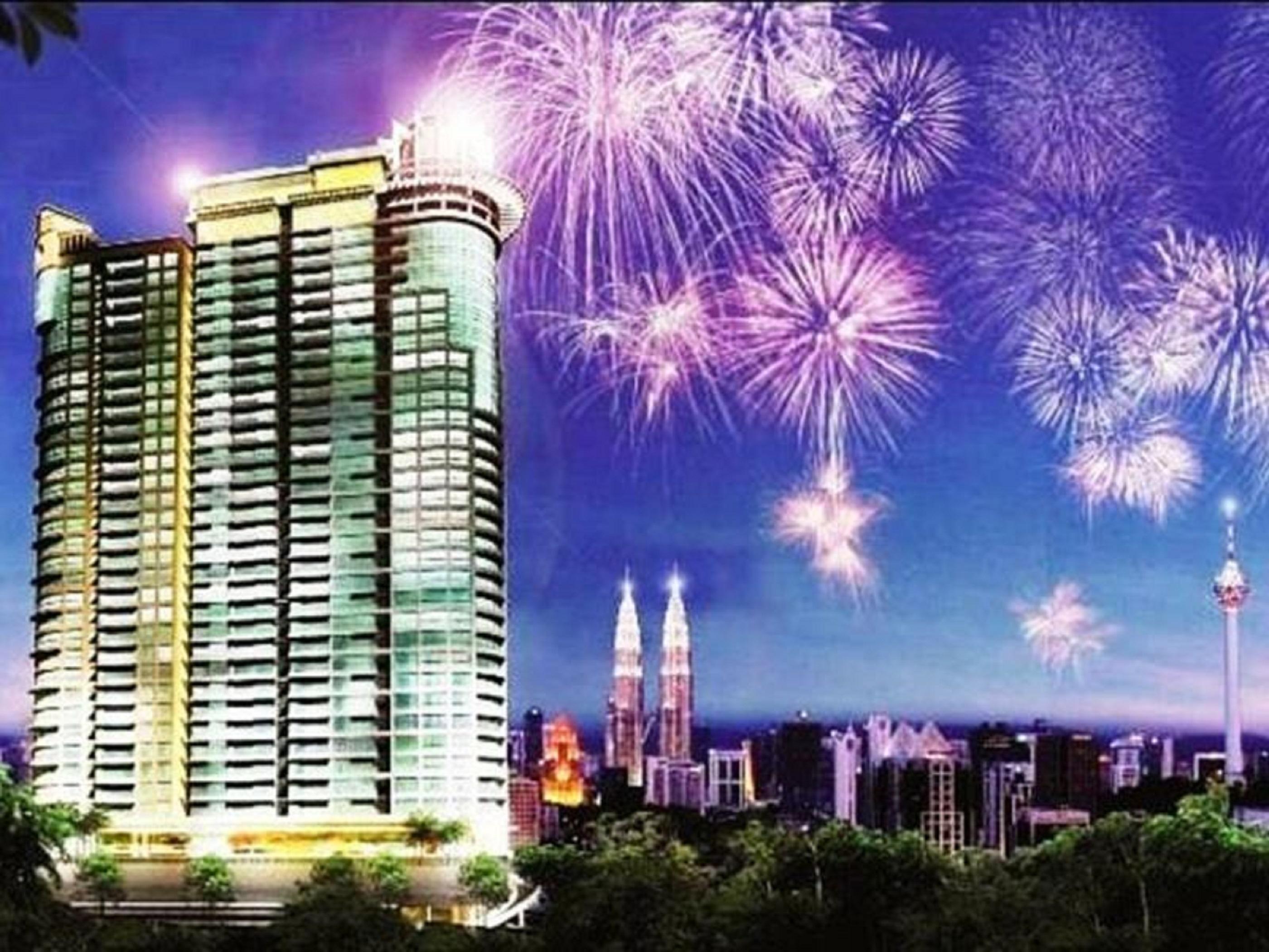 Upperview – Regalia Suites & Residences, Kuala Lumpur