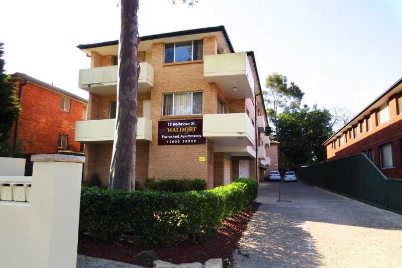 North Parramatta Apartments - Bellevue Street, Parramatta  - Inner