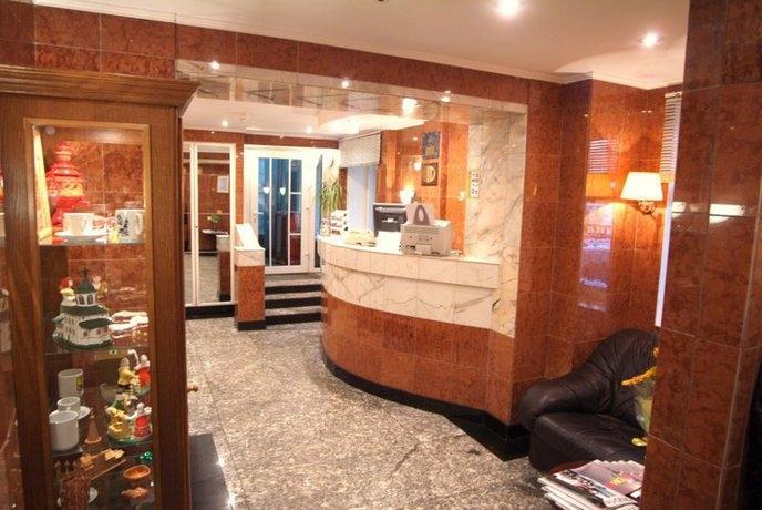 Business-Center Hotel, Primorskiy rayon