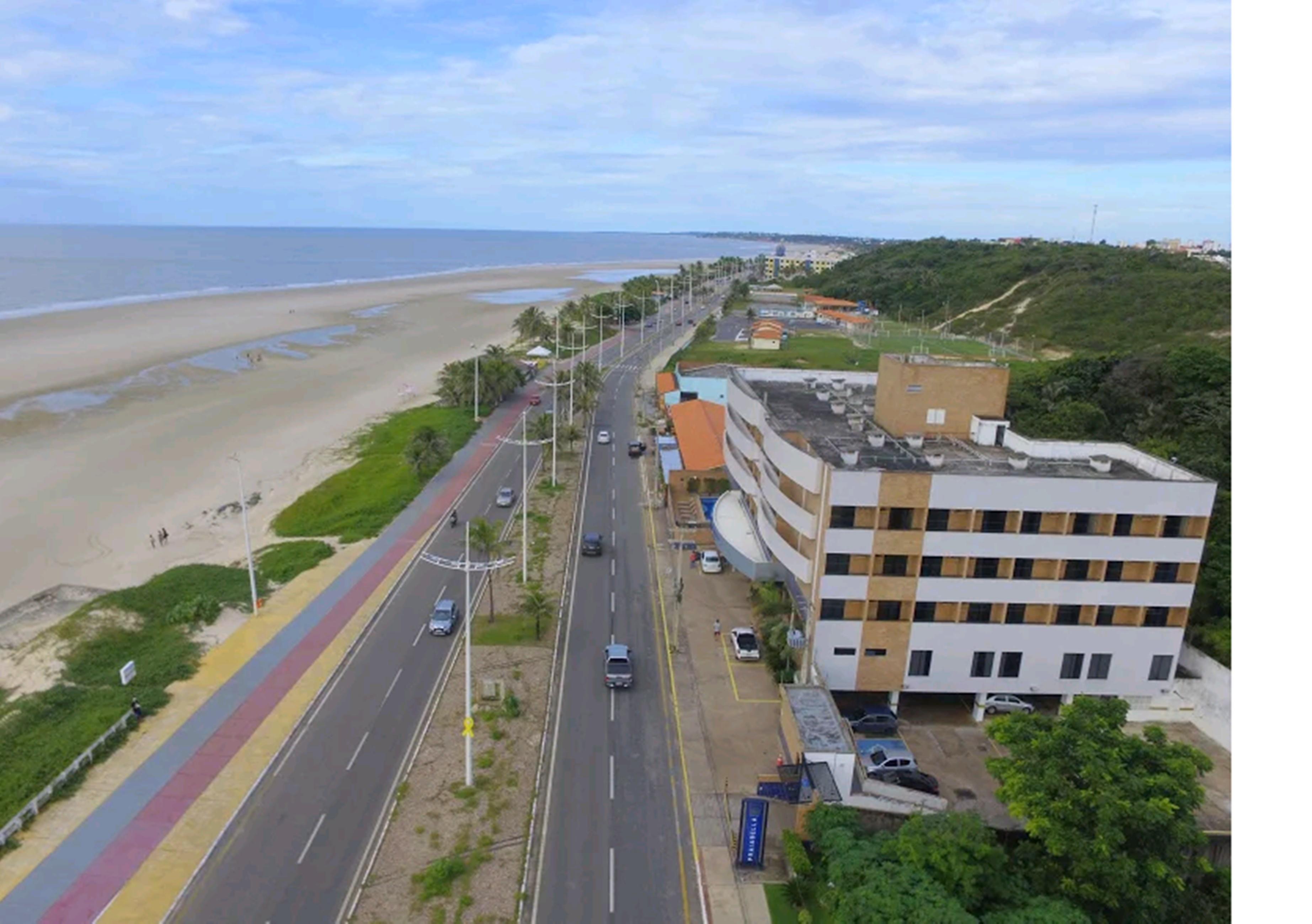 Hotel São Luís Praiabella, São Luis