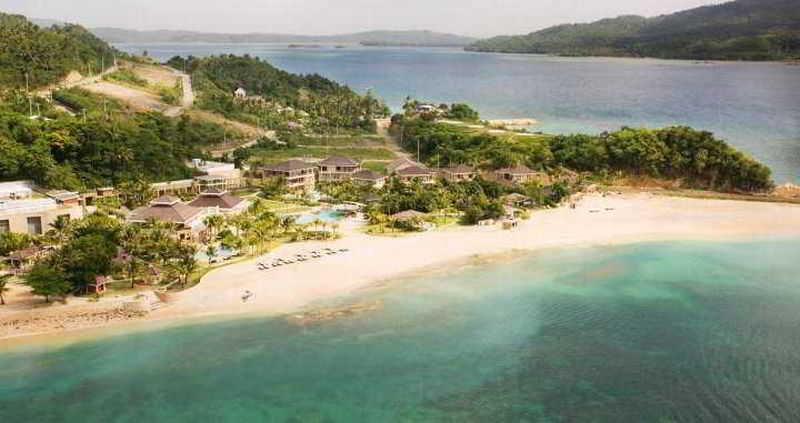 Misibis Bay, Bacacay