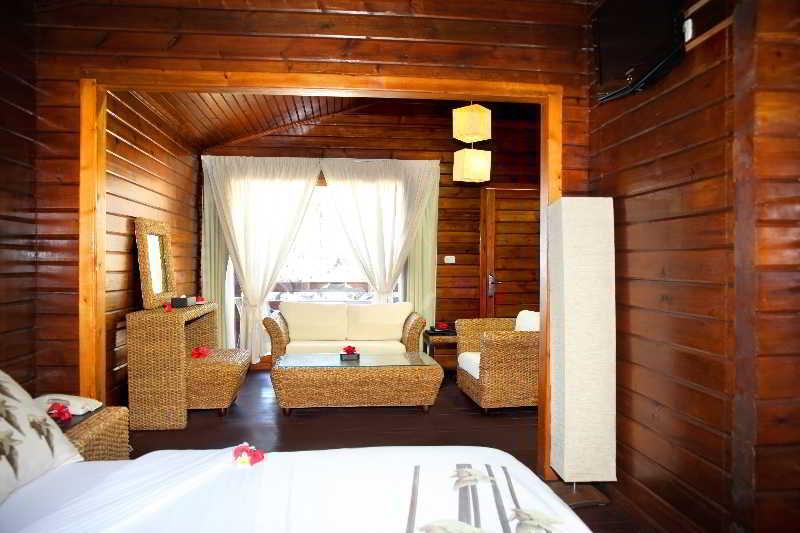 Cristal Itsandra Beach Hotel en Moroni