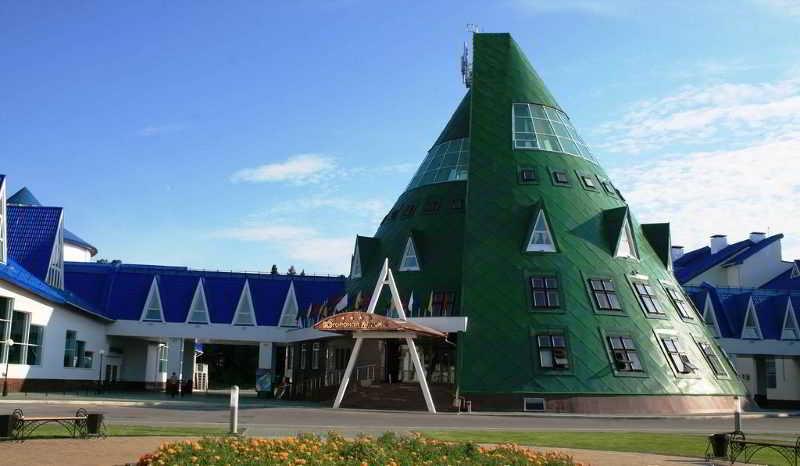 Cronwell Resort Ugorskaya Dolina, Khanty-Mansiyskiy rayon