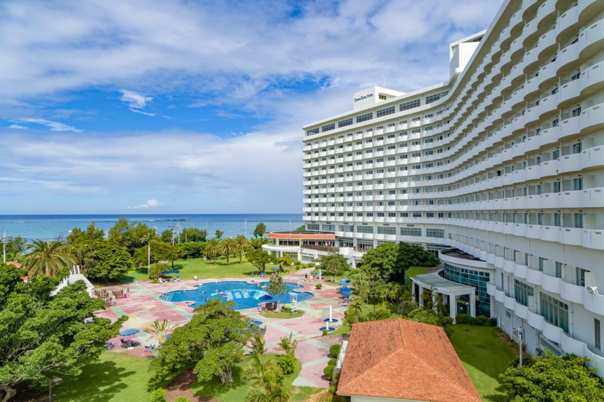 Okinawa Zanpamisaki Royal Hotel, Yomitan