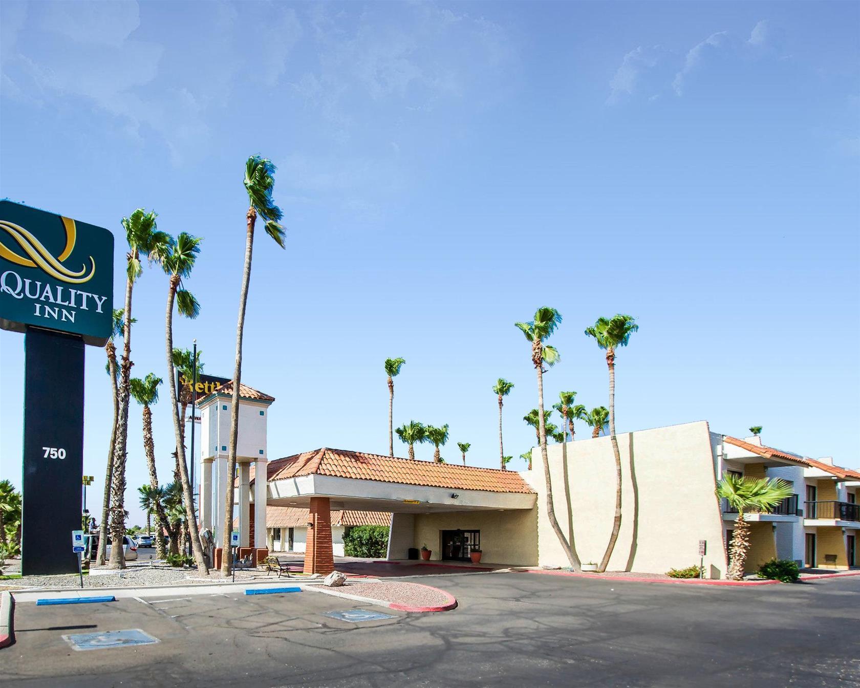 Quality Inn near Downtown Tucson, Pima