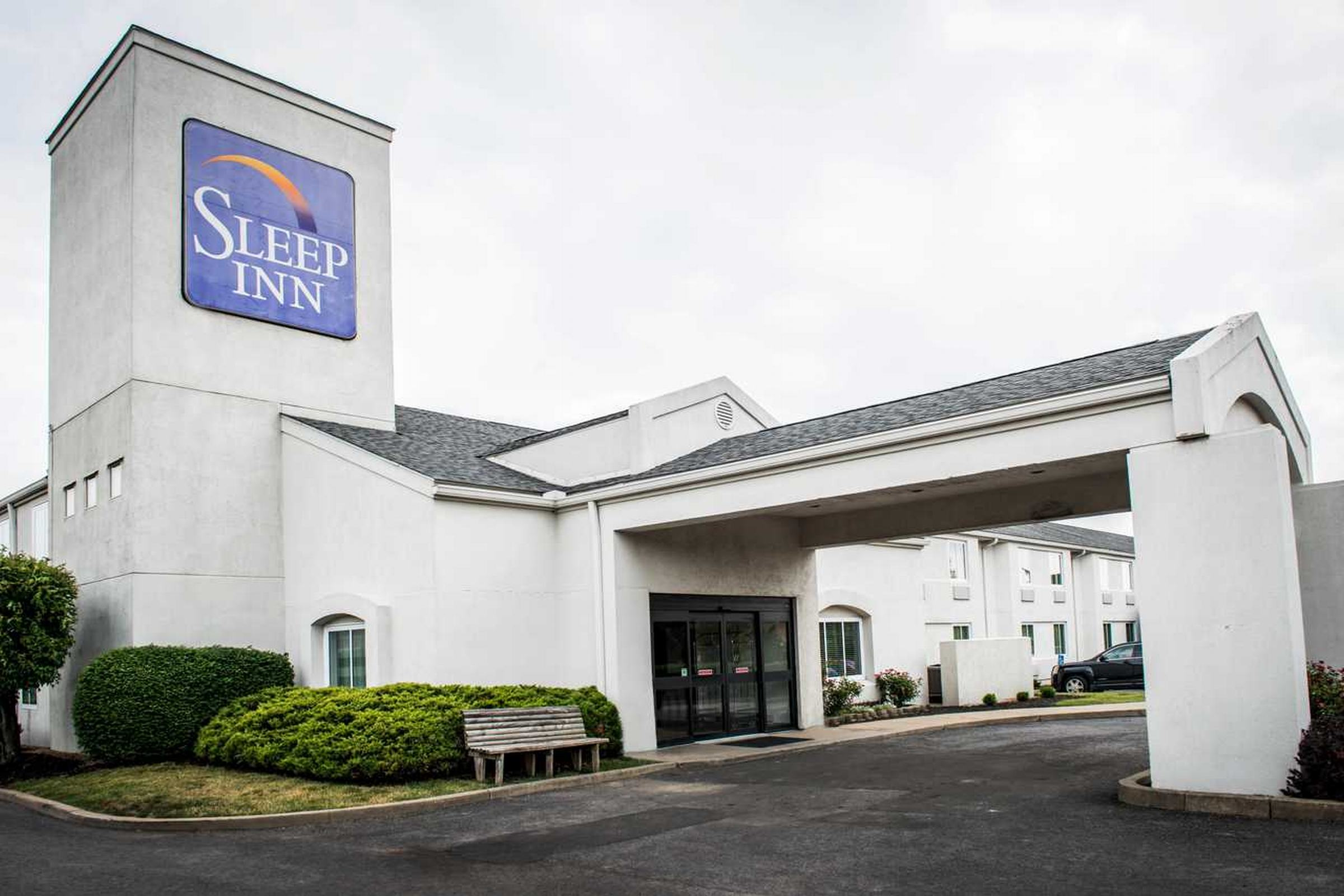 Sleep Inn Bridgeport-Clarksburg, Harrison