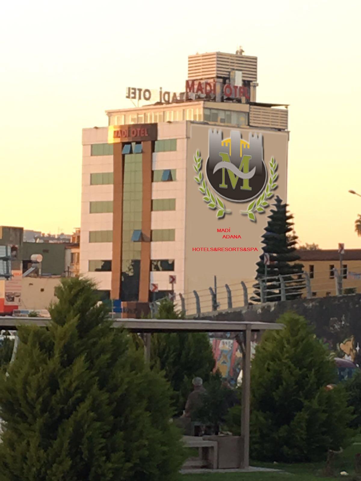 Adana Madi Otel, Seyhan