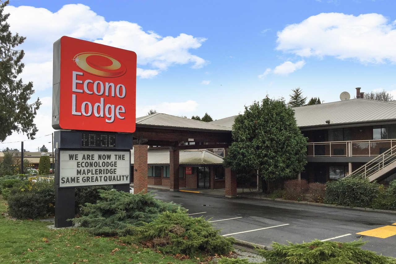 Econo Lodge Maple Ridge, Greater Vancouver