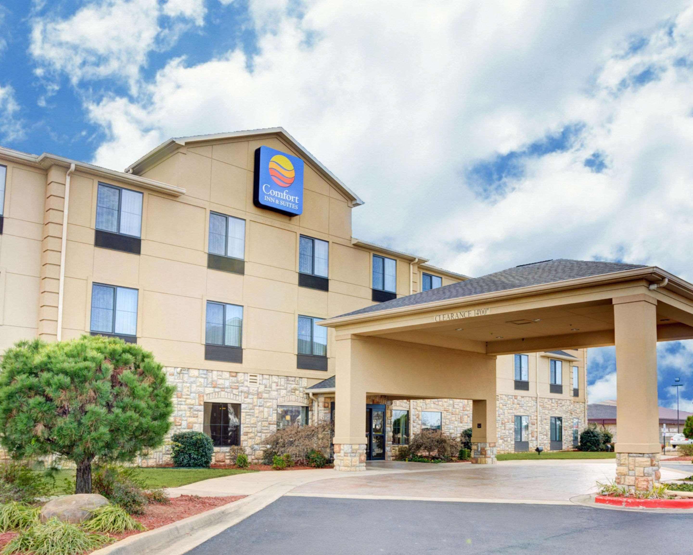 Comfort Inn & Suites Russellville I-40, Pope