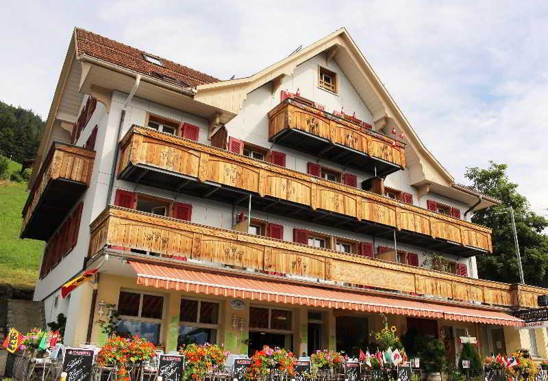 Hotel Sterne, Interlaken