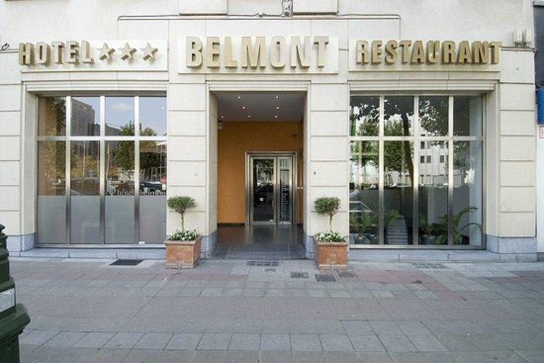 Hotel Belmont, Bruxelles