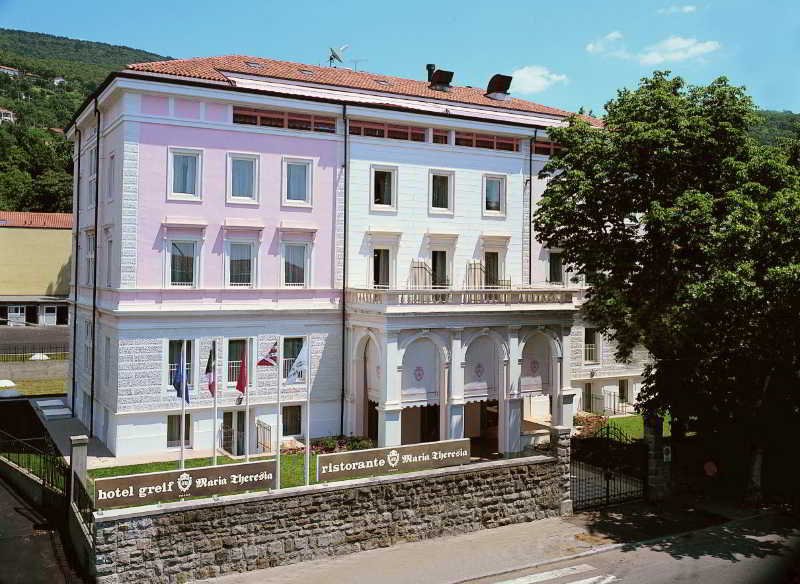 Greif Maria Theresia Hotel, Trieste