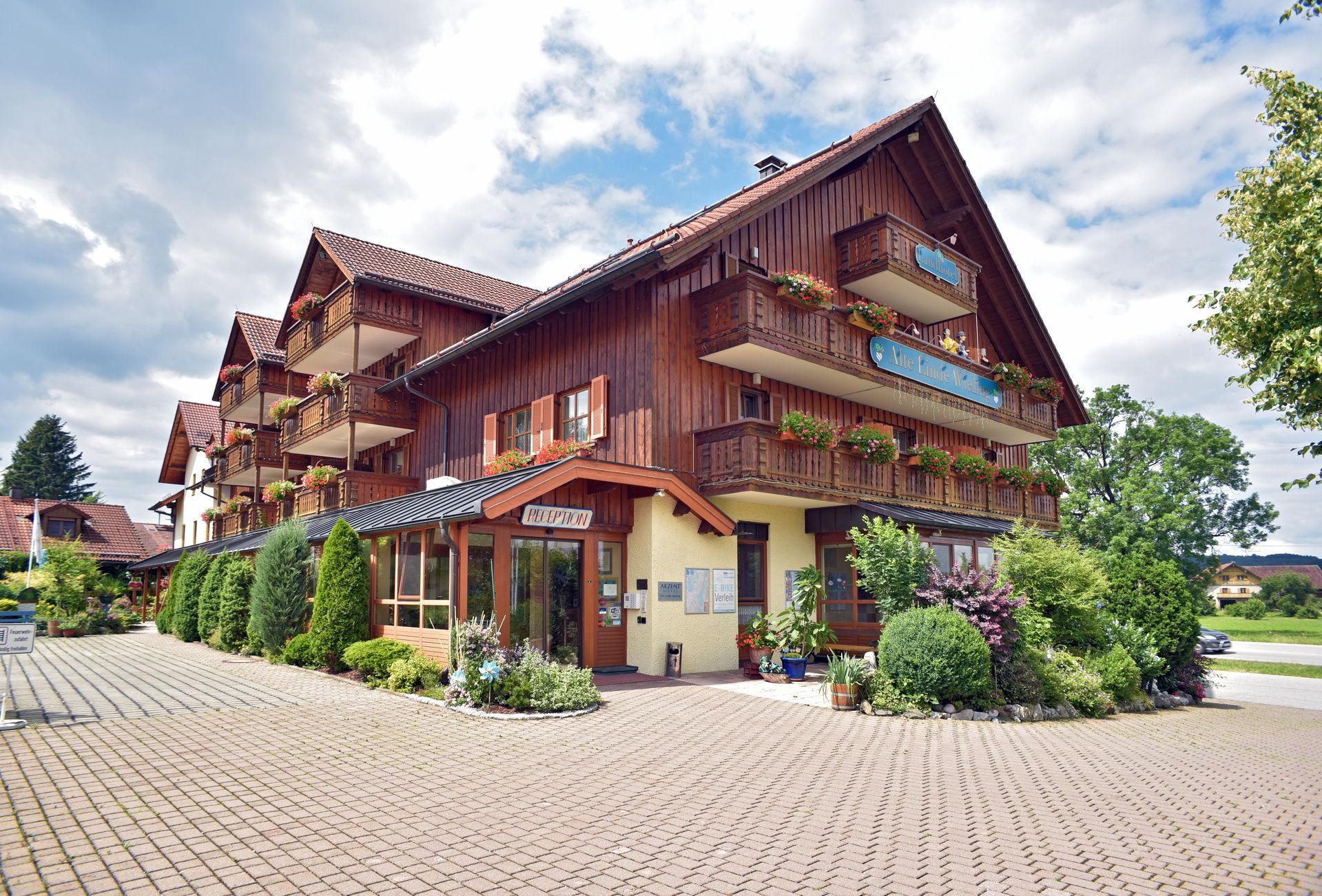 Akzent Hotel Alte Linde Wieling, Starnberg
