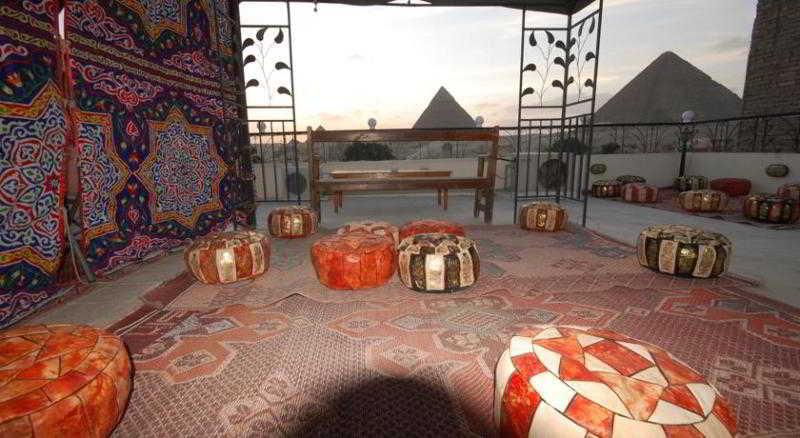 Pyramids View Inn, Unorganized in Al Jizah