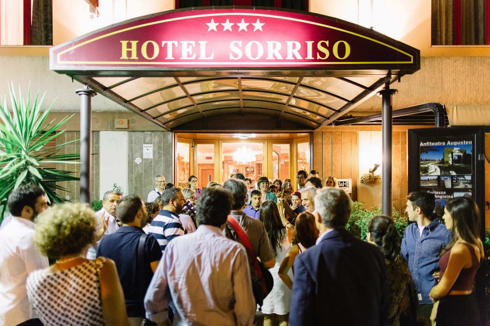 Hotel Sorriso, Foggia