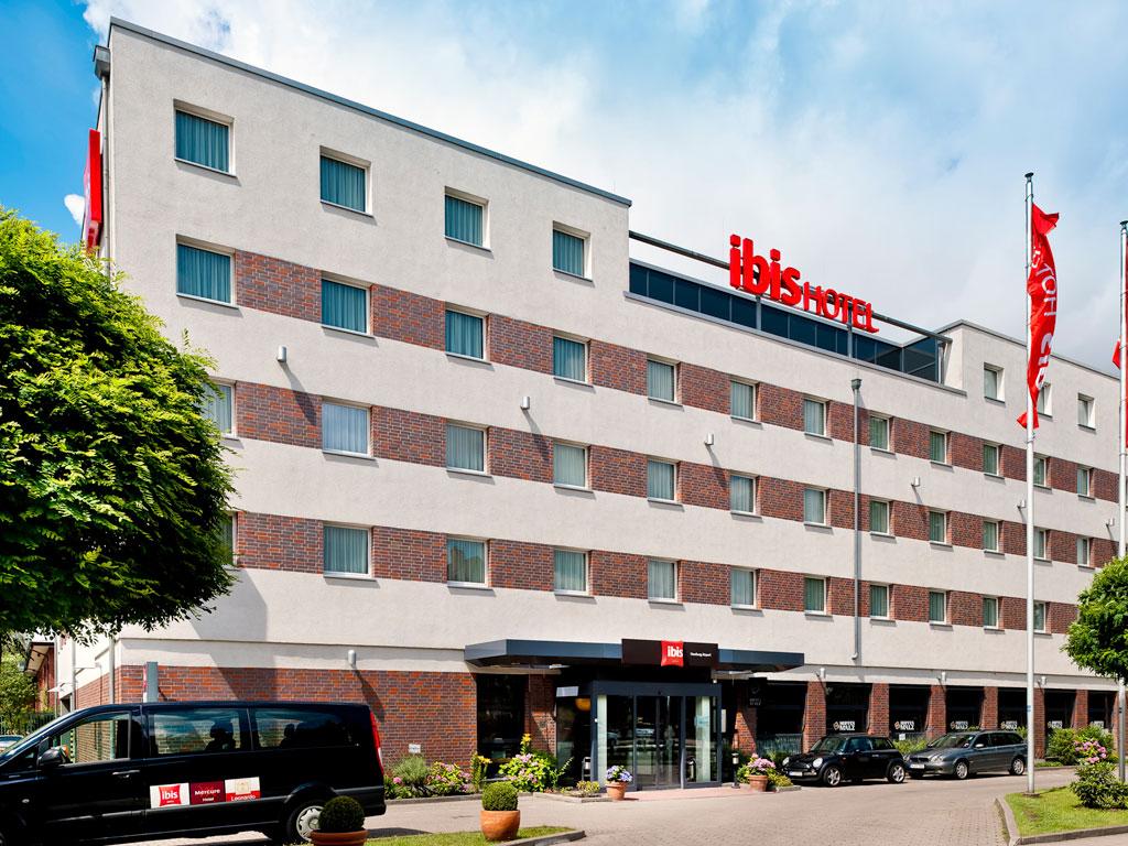 ibis Hamburg Airport Hotel