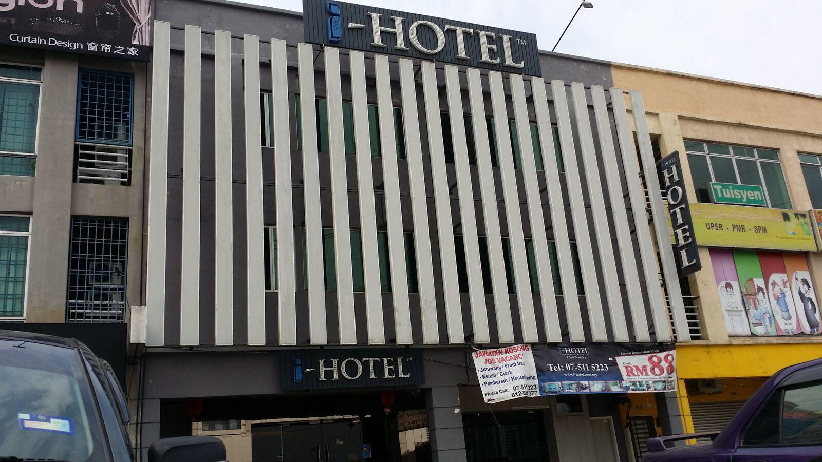 I Hotel Johor Bahru, Johor Bahru