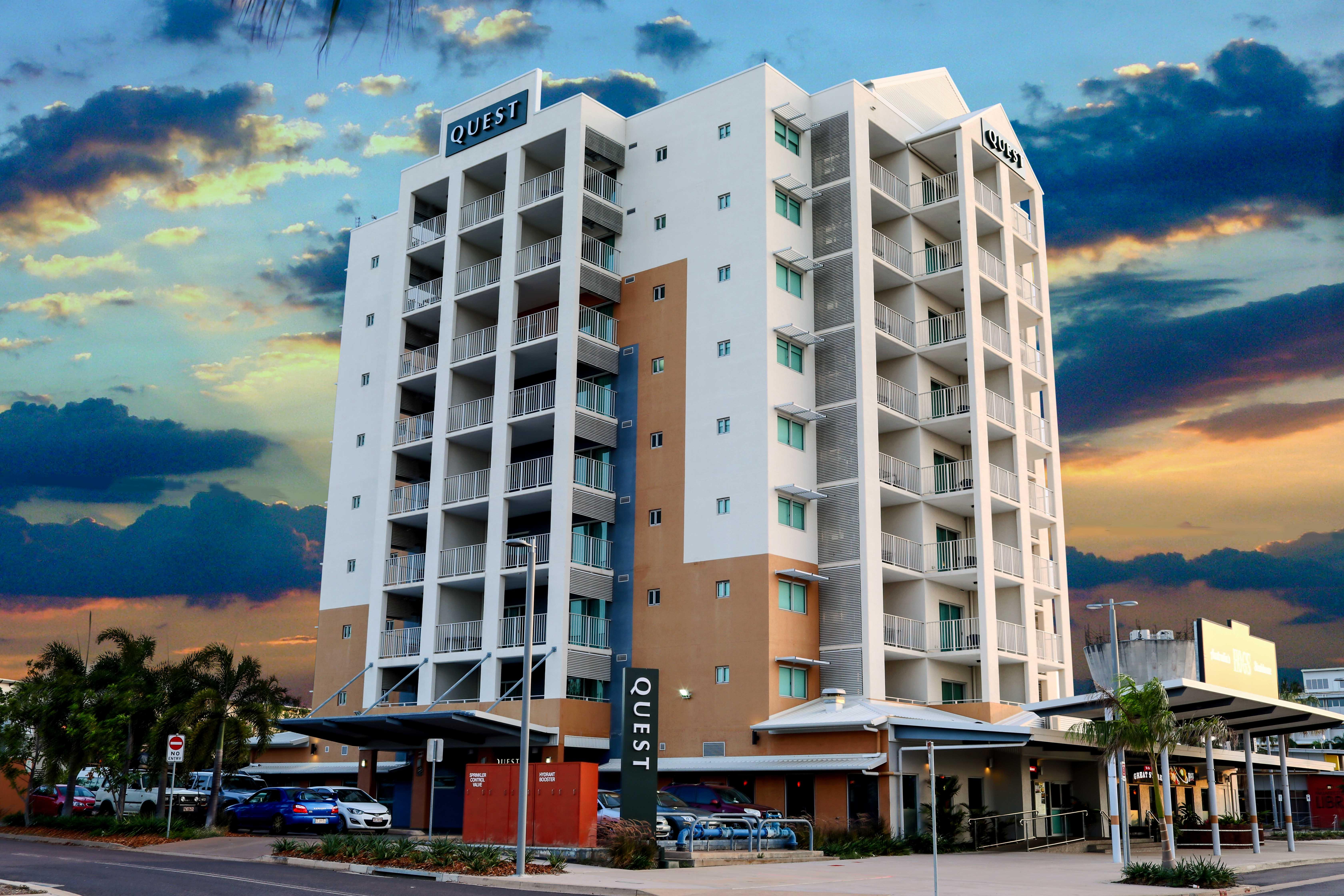 Quest Palmerston Serviced Apartments, Gunn-Palmerston
