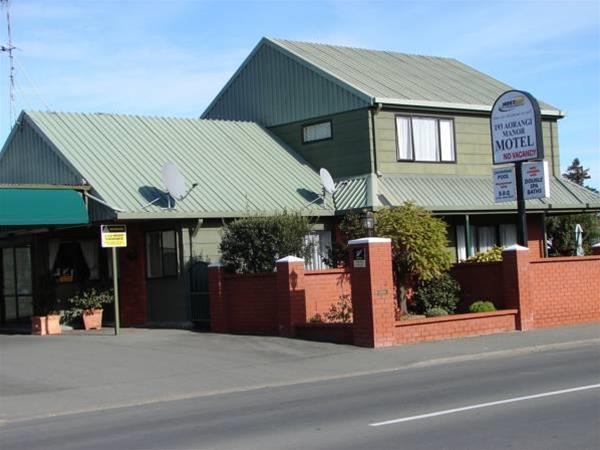 193 Aorangi Manor Motel - Backpacker, Marlborough
