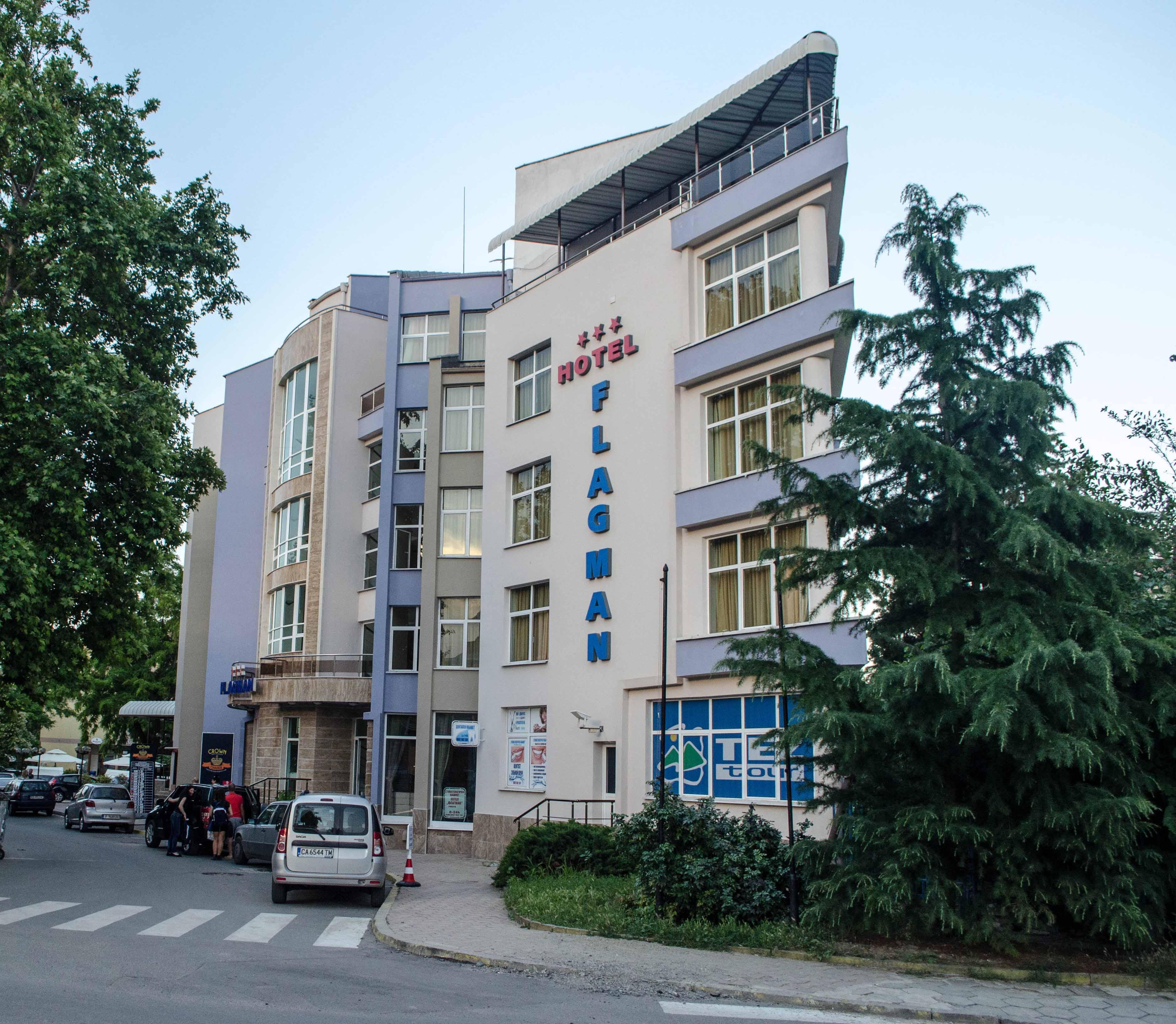 Flagman, Sozopol