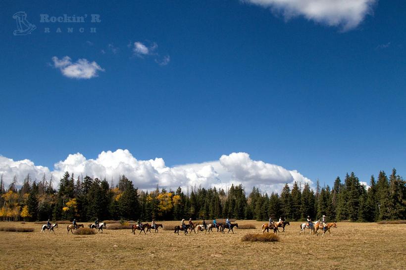Rockin' R Ranch, Garfield